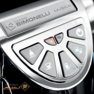 اسپرسوساز سیمونلی تک گروپ مدل SIMONELLI MUSICA VOL