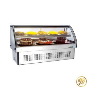 ویترین کیک رومیزی انویل مدل DFC 2200