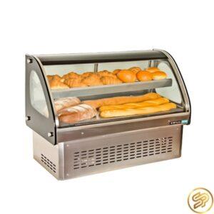 ویترین گرم انویل رومیزی دوطبقه مدل DHC 1200