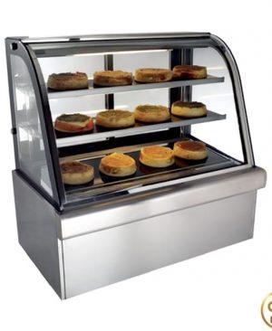 ویترین گرم ایستاده سه طبقه انویل مدل DHC 2200