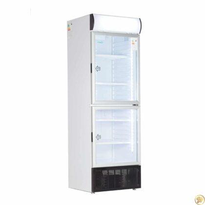 یخچال ایستاده دو درب عرض 70 کینو