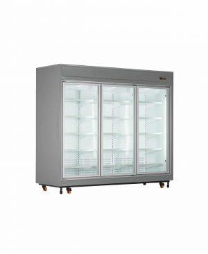 یخچال فروشگاهی سه درب عرض 250 کینو