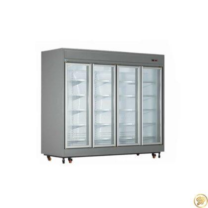 یخچال فروشگاهی 4 درب کینو