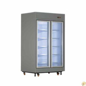 یخچال فروشگاهی 2 درب کینو