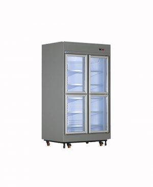 یخچال فروشگاهی 4 درب کوتاه کینو