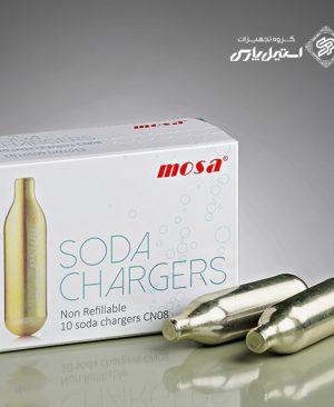 کپسول دستگاه سودا ساز موسا - Mosa
