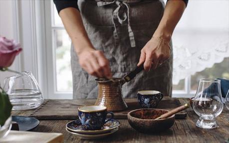 پارامترهای موثر بر دم کردن قهوه
