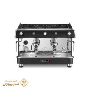 اسپرسوساز رویال دوگروپ نیمه اتوماتیک ویتوریو مدل Royal VITORIO با قابلیت Tall Cup و LED