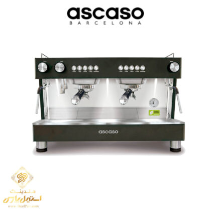 اسپرسو ساز آسکاسو مدل Ascaso Barista T Zero در فروشگاه هلدینگ استیل پارس