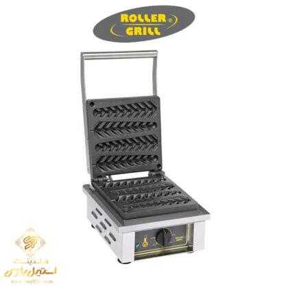 وافل ساز رولر گریل مدل Roller Grill GES 23 در هلدینگ استیل پارس