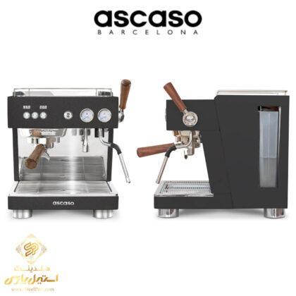 اسپرسو ساز آسکاسو مدل Ascaso Baby T Plus در فروشگاه هلدینگ استیل پارس