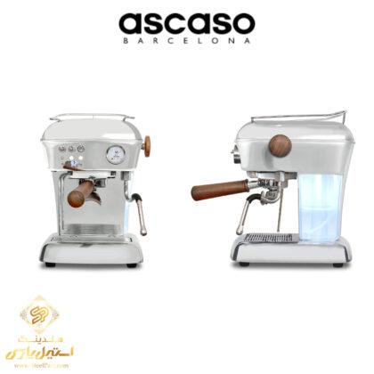 اسپرسو ساز آسکاسو مدل Ascaso Dream PID در هلدینگ استیل پارس