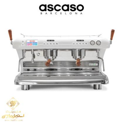 اسپرسو ساز آسکاسو مدل Ascaso Big Dream Plus در فروشگاه هلدینگ استیل پارس