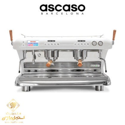 اسپرسو ساز آسکاسو مدل Ascaso Big Dream Specialty در هلدینگ استیل پارس
